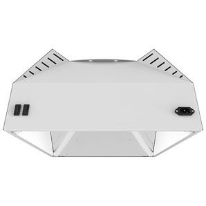 CERAMIC METAL HALIDE GROW LIGHT FIXTURE-630W(2x315W) ARMOUR  SERIES
