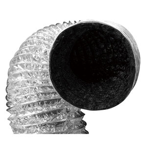BLACK-INSIDE FOIL DUCTING