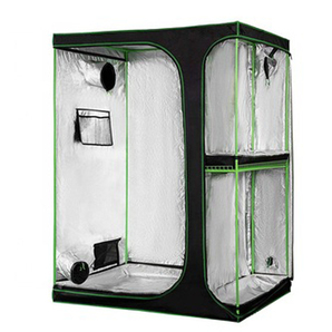 600D 2-IN-1 INDOOR GROW TENT
